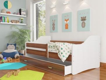 Fehér / havanna kanapé gyerekszobába – Sweety