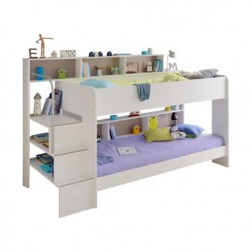 Emeletes ágy (fehér) – Parisot Bibop