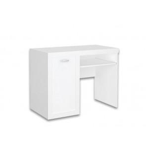 Íróasztal gyerekszobába (fehér) – Filip COLOR