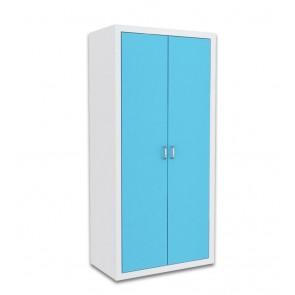 Szekrény gyerekszobába (kék) – Filip COLOR
