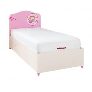 Ágyneműtartós gyermekágy (90x190) – Princess