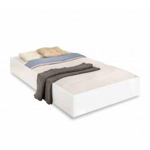 Pótágy gyerekágy alá (90x190) – White