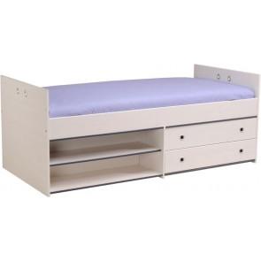 Gyerekágy ágyneműtartóval (90X200) - Parisot Smoozy - 2